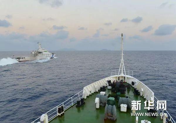 日称日本在钓鱼岛承受压力-中国千吨公务船将达145艘
